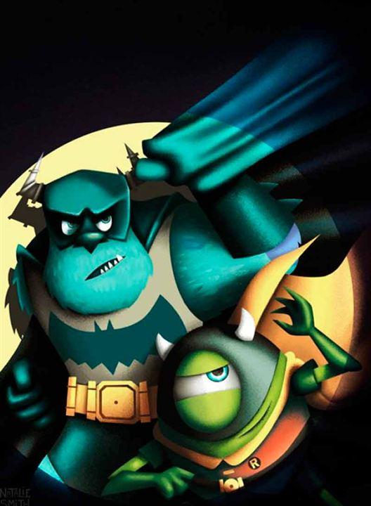 'Monstruos SA' y 'Batman'