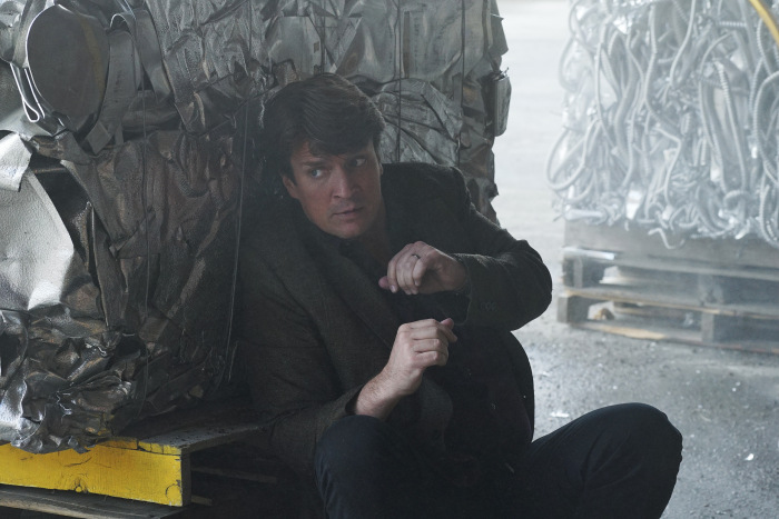 Rick Castle (Nathan Fillion)