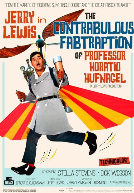 """'The Contrabulous Fabtraption of Professor Horatio Hufnagel' en el episodio """"Un pez llamado Selma"""" (7x19)"""