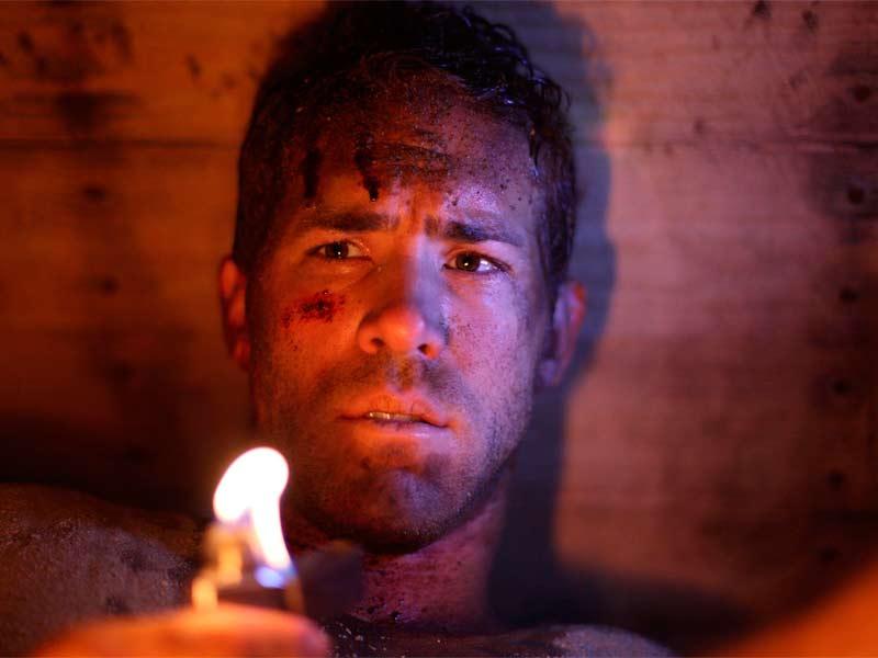 Ryan Reynolds en 'Buried'