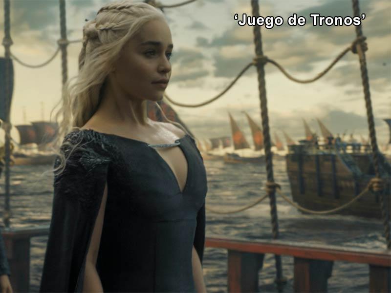 'Juego de Tronos'
