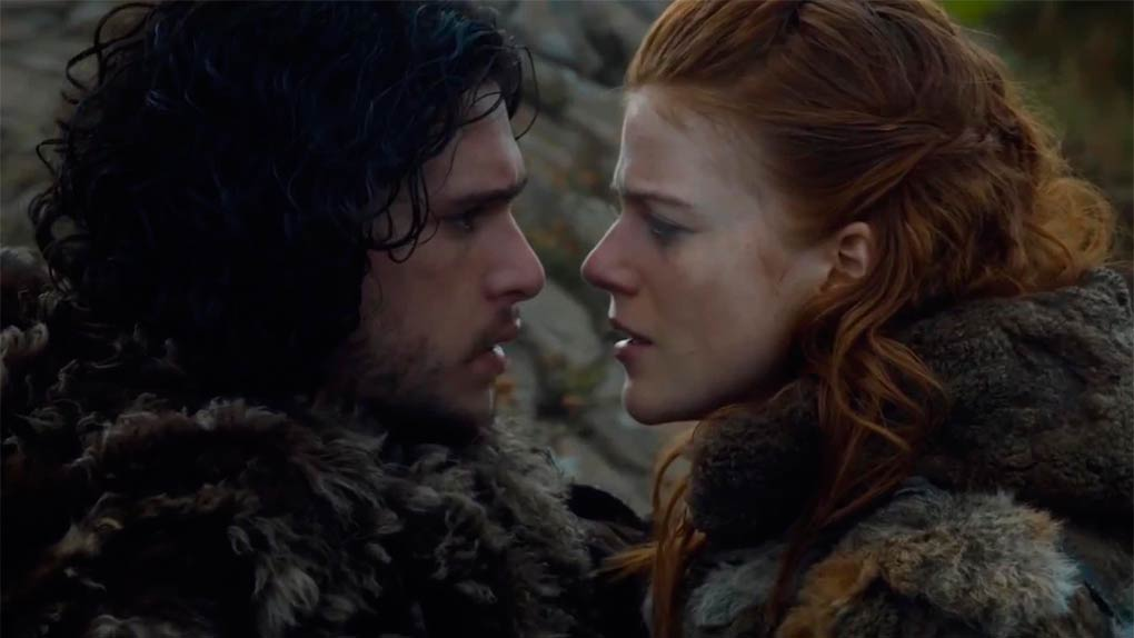 Jon e Ygritte