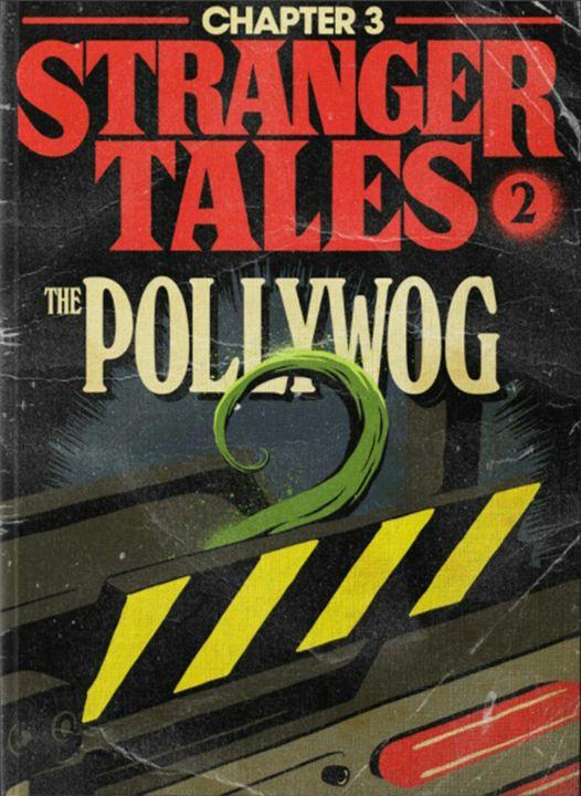 Capítulo 3: 'The Pollywog'