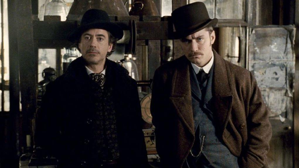 'Sherlock Holmes 3'
