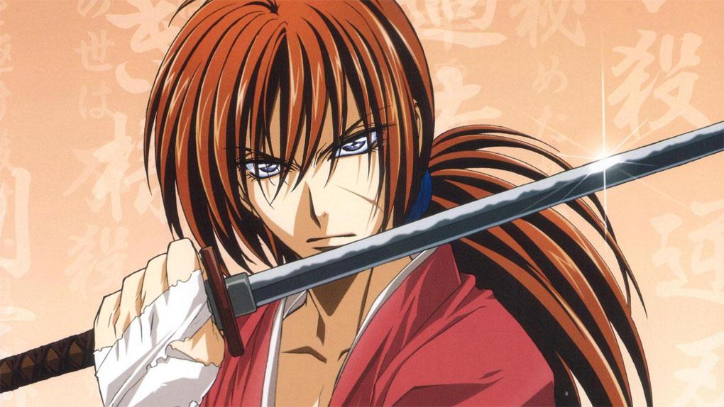 10/ Himura Kenshin