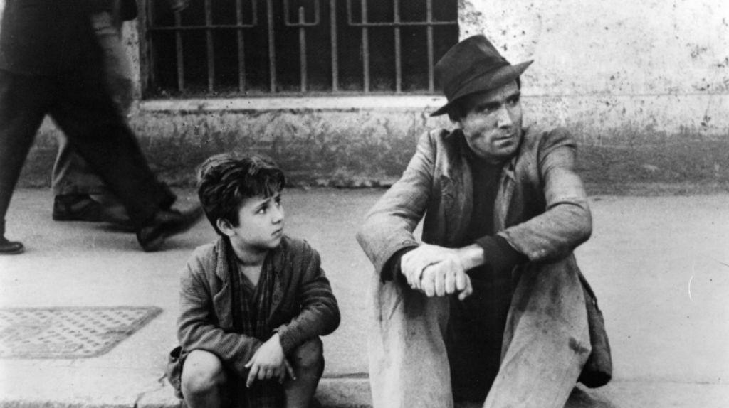'Ladrón de bicicletas', de Vittorio de Sica