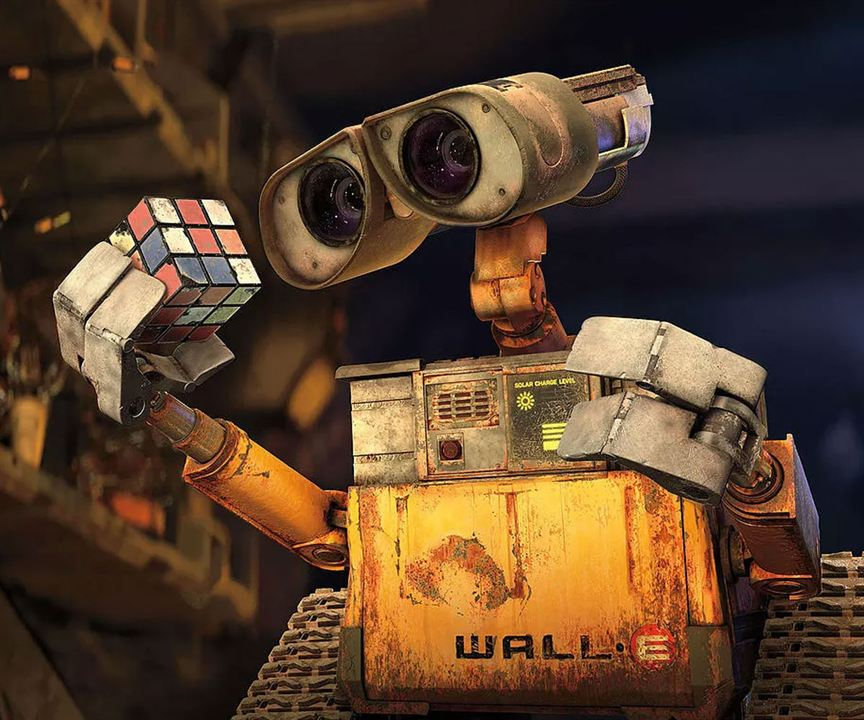 3. 'Wall-E'