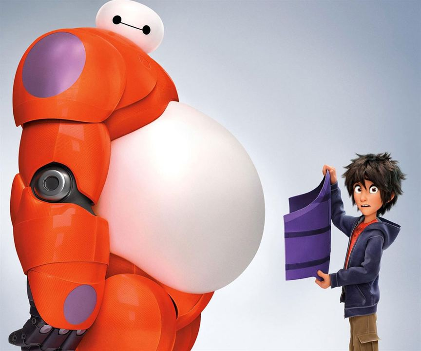 17. 'Big Hero 6'