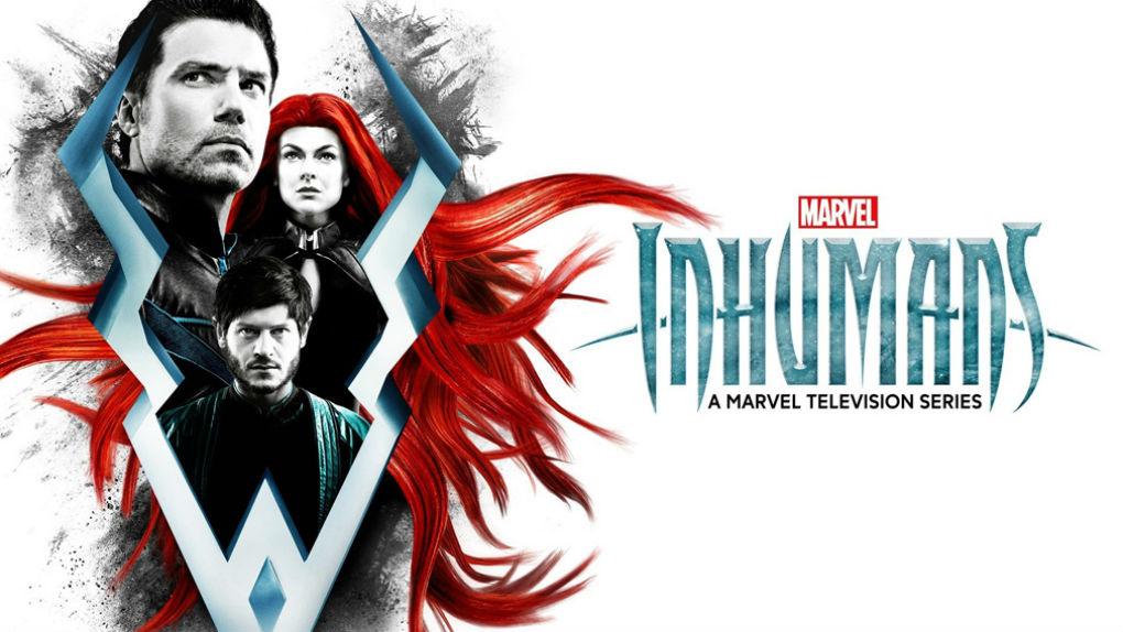 13. Inhumans