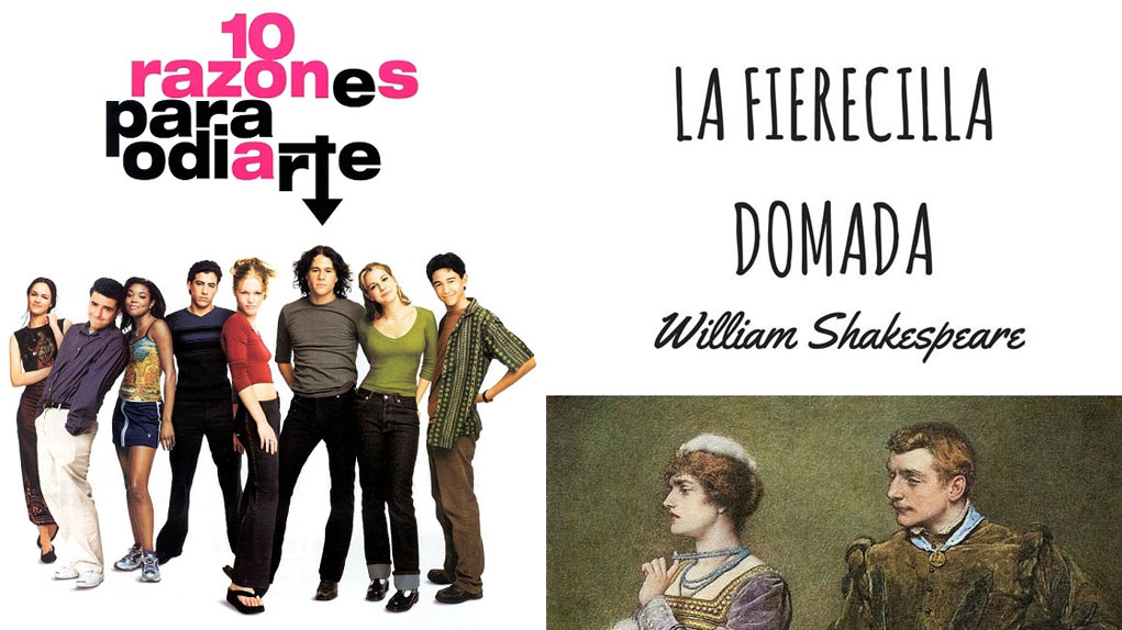 'La fierecilla domada' de William Shakespeare