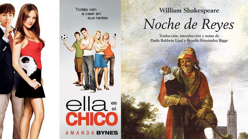'Noche de Reyes' de William Shakespeare