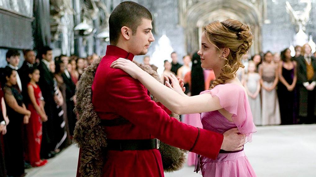 La sorpresa de Hermione en el baile de la Copa de los Tres Magos