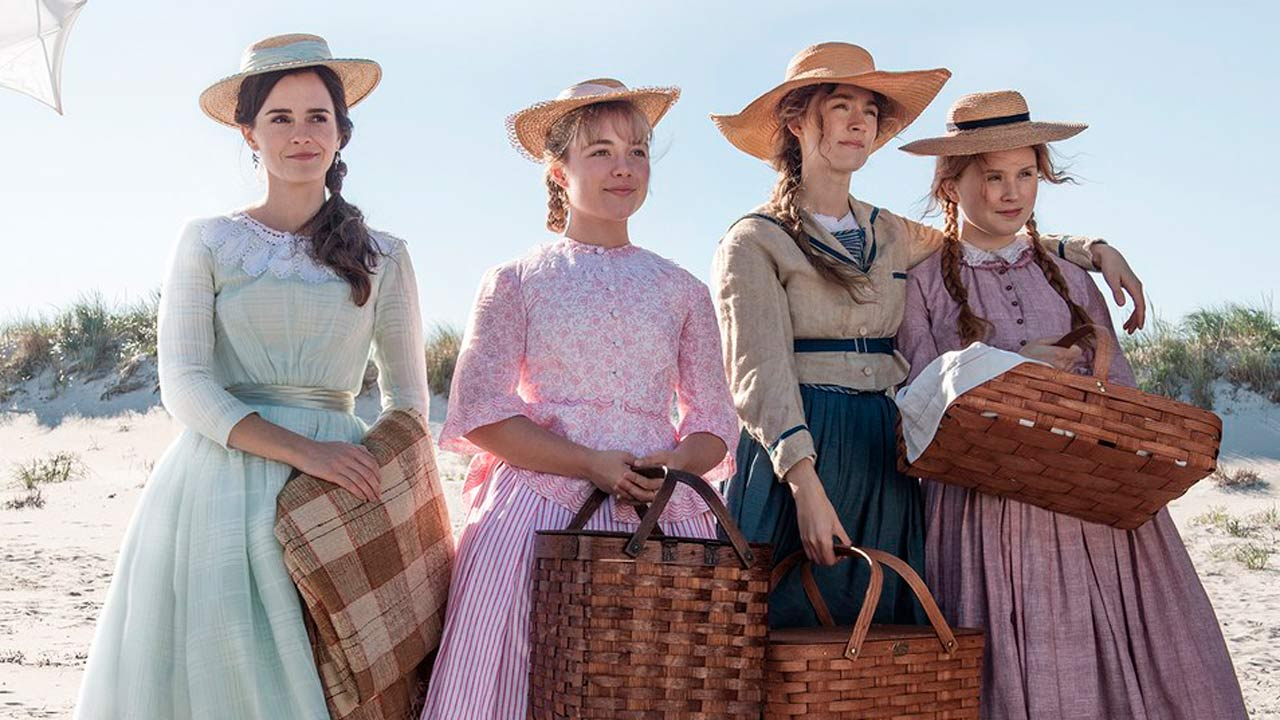 Primer vistazo a Emma Watson, Saoirse Ronan y Timothée Chalamet en la  'Mujercitas' de Greta Gerwig - SensaCine.com