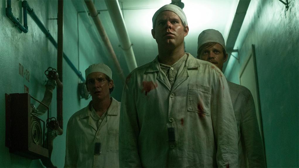'Chernobyl' (HBO/Sky)