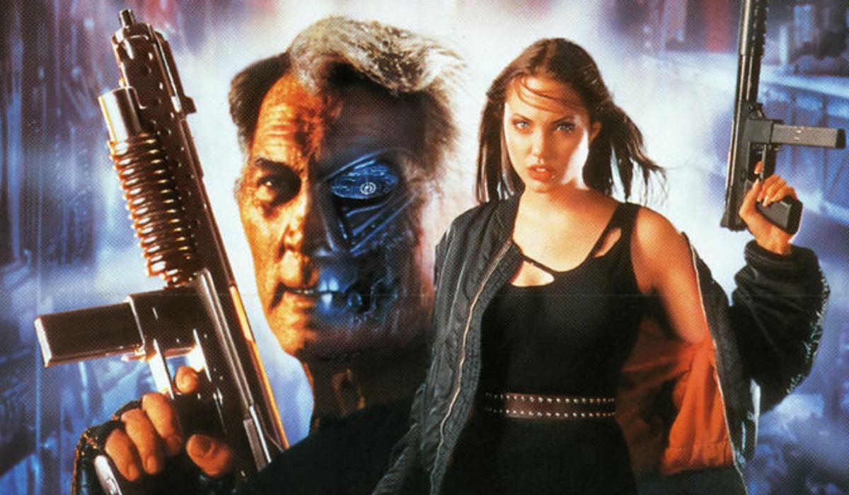 'Cyborg 2 (La sombra de cristal)' (1993)