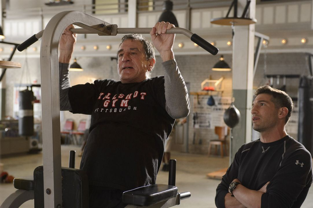La gran revancha : Foto Jon Bernthal, Robert De Niro