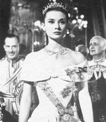 Vacaciones en Roma: Audrey Hepburn