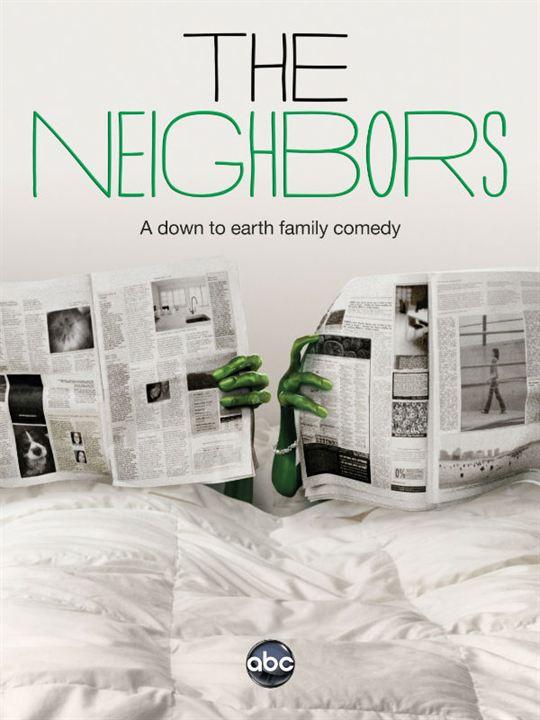 ¡Vaya vecinos! : Cartel