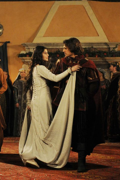 Romeo y Julieta : Foto Alessandra Mastronardi, Martiño Rivas