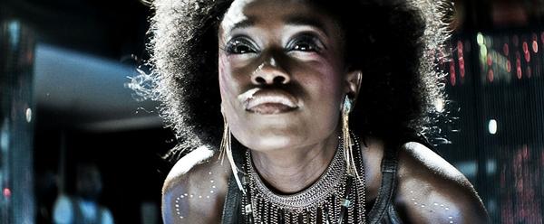 Zulu: Joëlle Kayembe