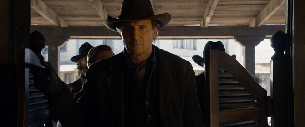 Mil maneras de morder el polvo: Liam Neeson