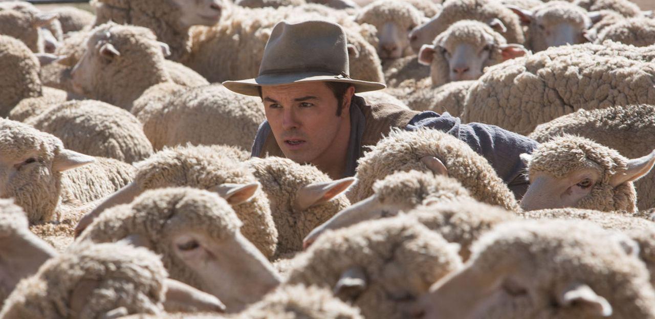 Mil maneras de morder el polvo: Seth MacFarlane