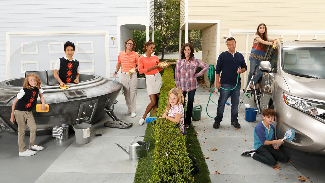 ¡Vaya vecinos! : Foto