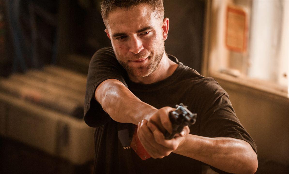 The Rover : Foto Robert Pattinson