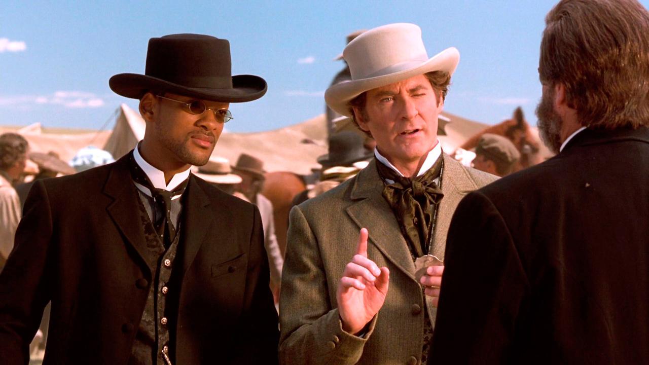 Protagonistas de Wild Wild West