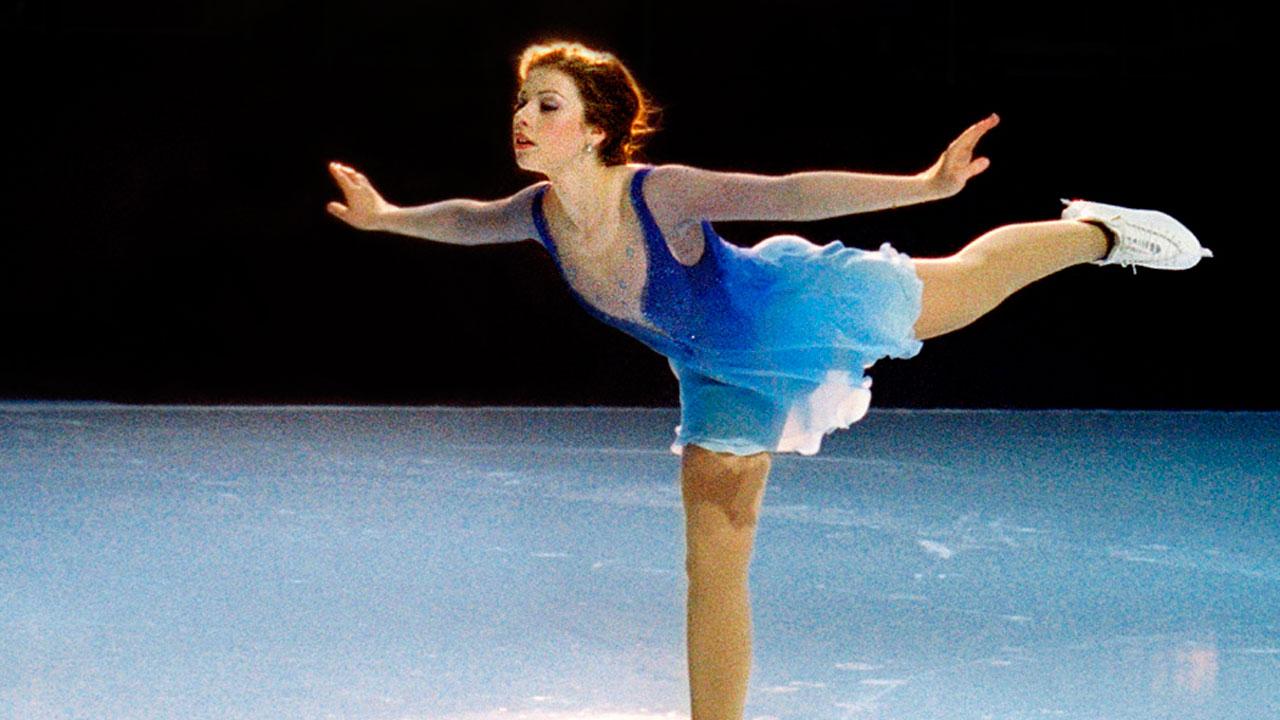 Soñando, soñando... Triunfé patinando