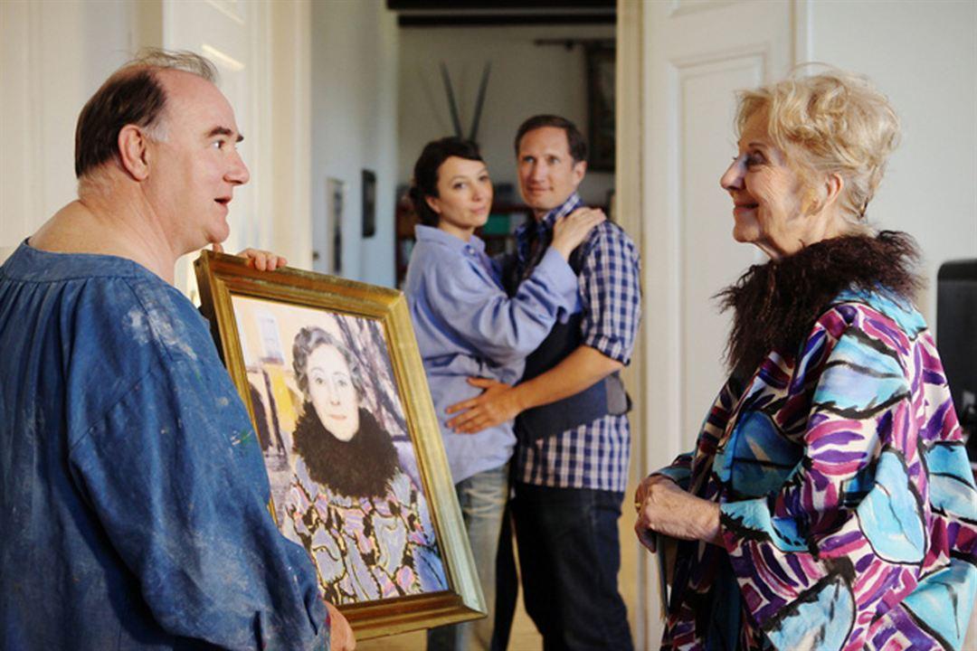 Foto Benno Fürmann, Bibiana Zeller, Udo Samel, Ursula Strauss
