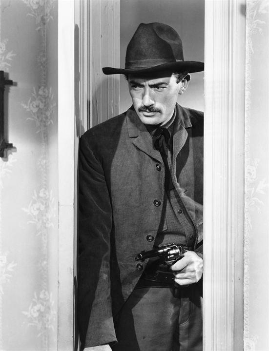 El pistolero : Foto Gregory Peck