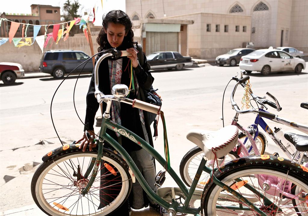 La bicicleta verde (Wadjda)