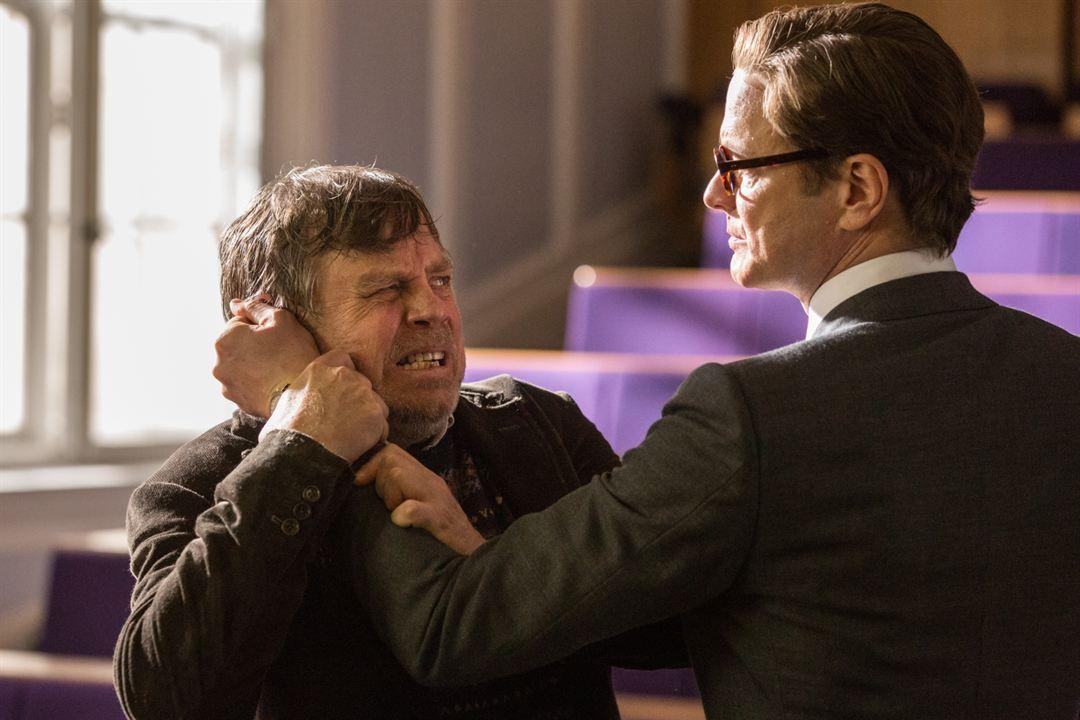 Kingsman: Servicio secreto: Mark Hamill, Colin Firth