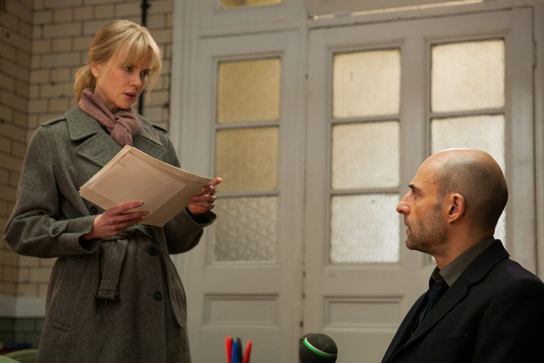 No confíes en nadie: Nicole Kidman, Mark Strong