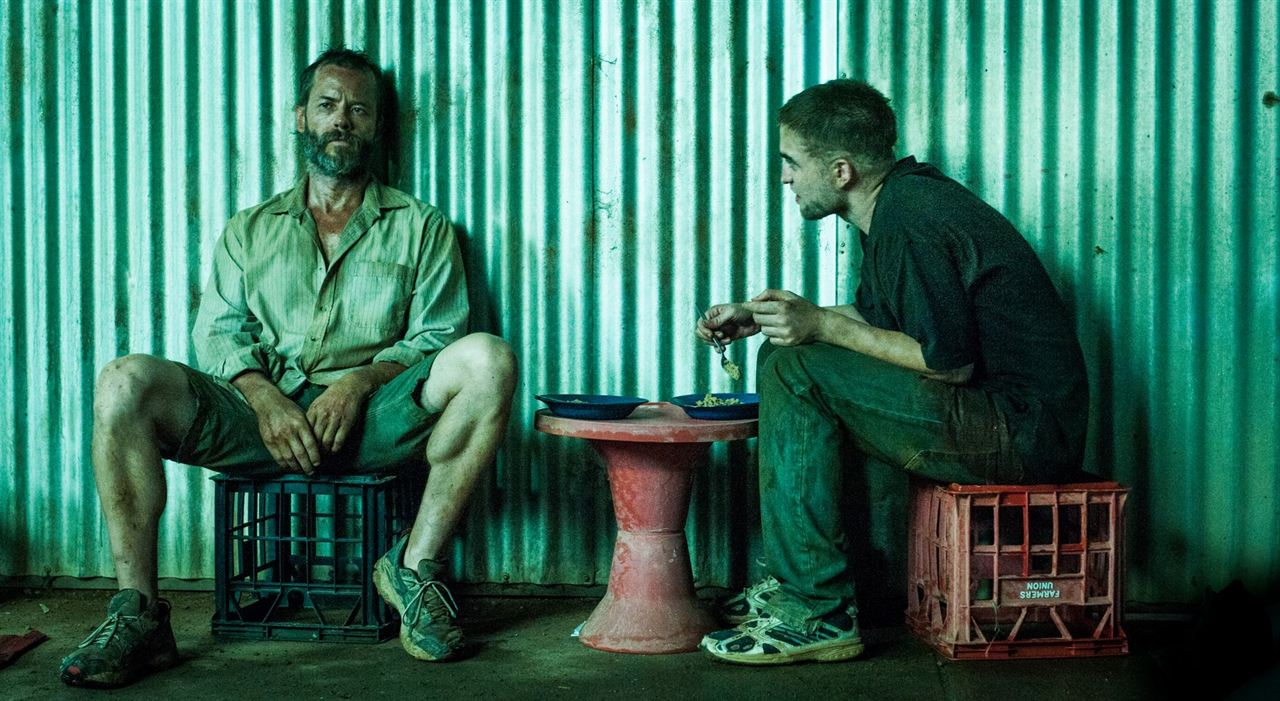 The Rover : Foto Guy Pearce, Robert Pattinson