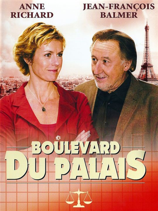 Boulevard du palais : Cartel
