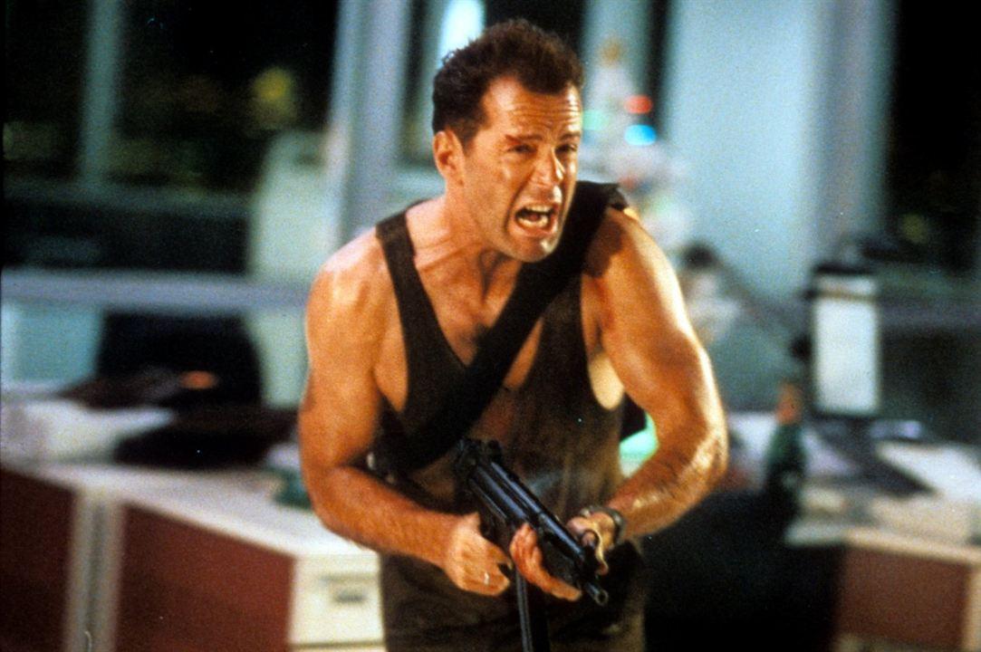 Jungla de cristal: Bruce Willis
