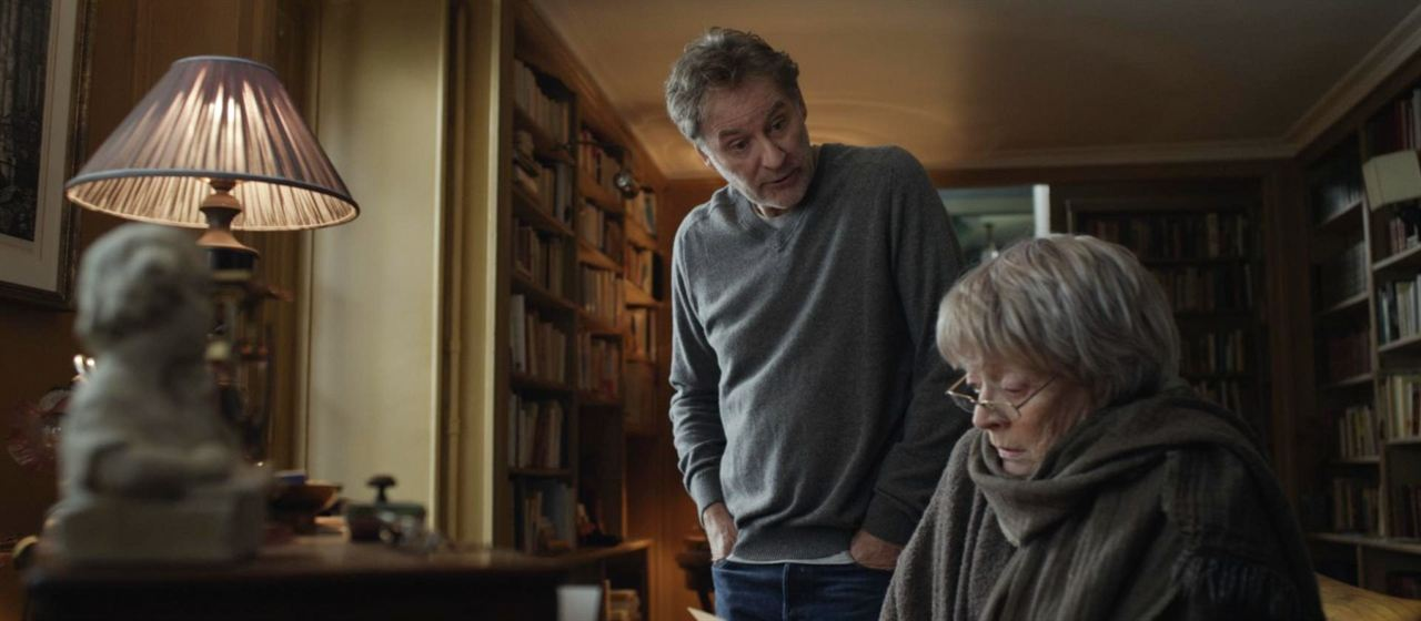 Mi casa en París: Kevin Kline, Maggie Smith
