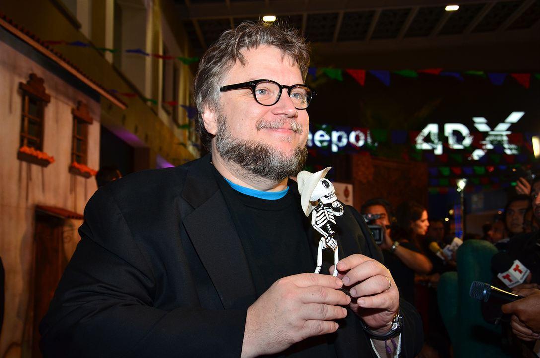 El libro de la vida: Guillermo del Toro