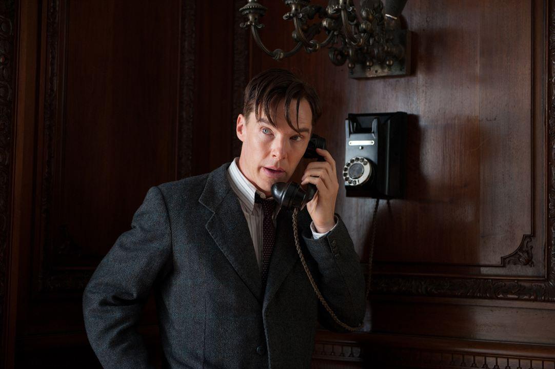 The Imitation Game (Descifrando Enigma) : Foto Benedict Cumberbatch