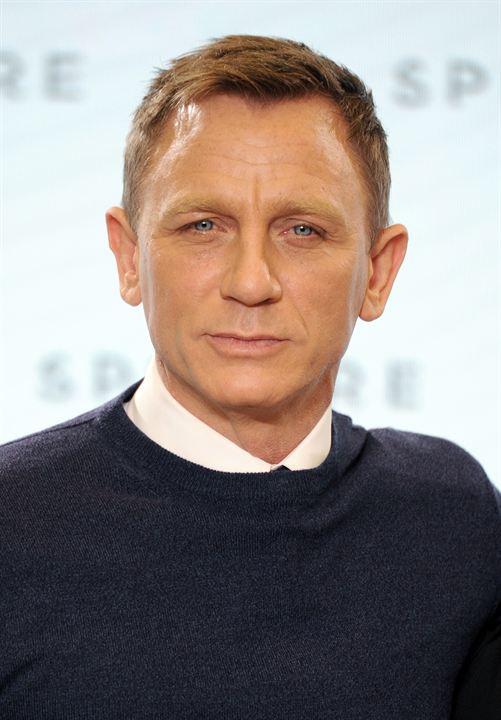 Spectre : Couverture magazine Daniel Craig