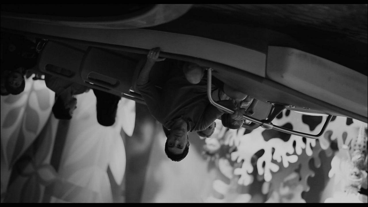 Escape from Tomorrow: Roy Abramsohn