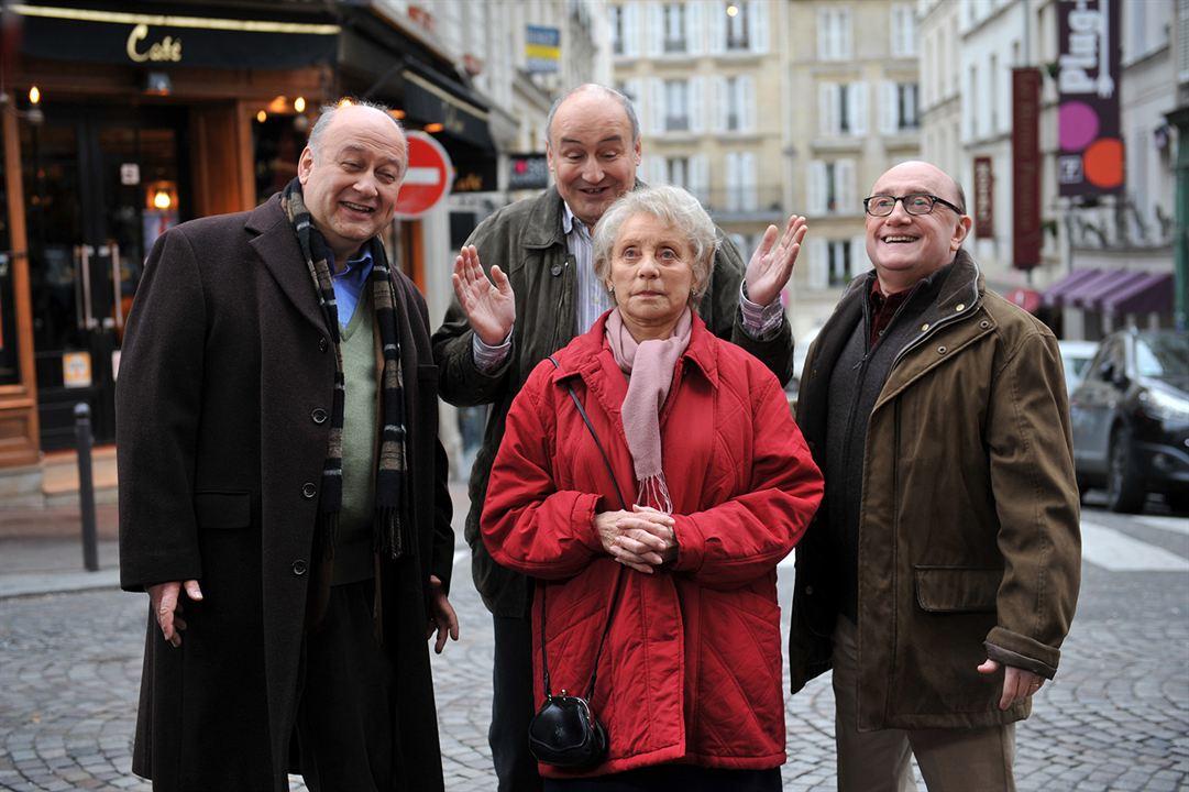 Los recuerdos: Michel Blanc, Annie Cordy