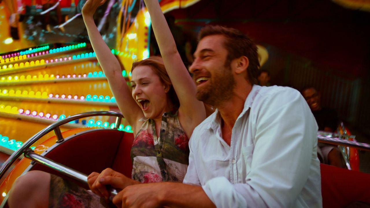 Descubriendo el amor: Scott Speedman, Evan Rachel Wood