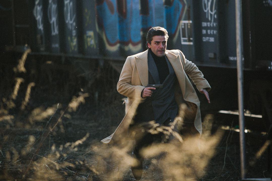 El año más violento : Foto Oscar Isaac