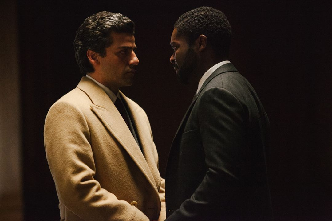 El año más violento : Foto David Oyelowo, Oscar Isaac
