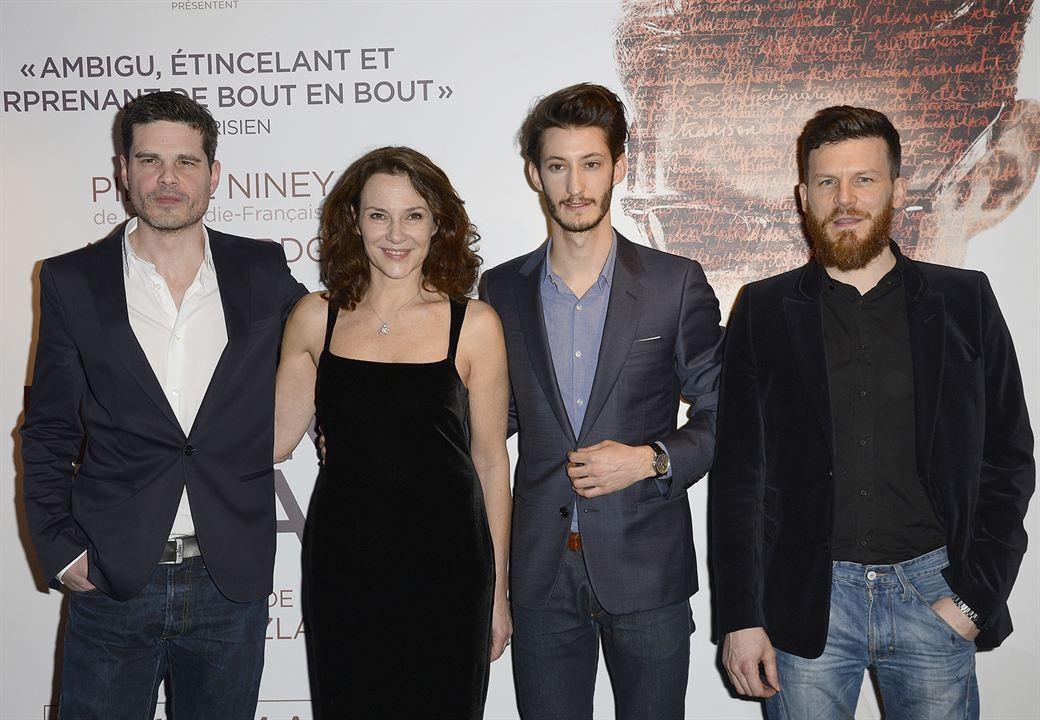 El hombre perfecto: Yann Gozlan, Pierre Niney, Valeria Cavalli, Thibault Vinçon