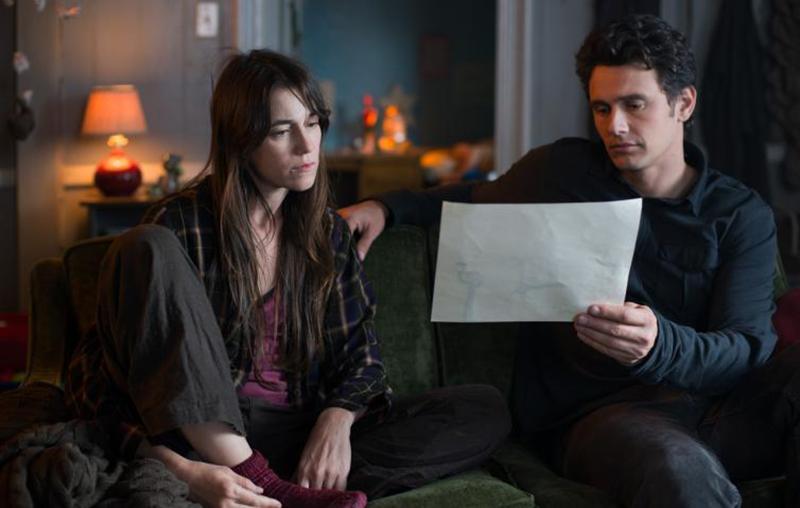 Todo saldrá bien: James Franco, Charlotte Gainsbourg