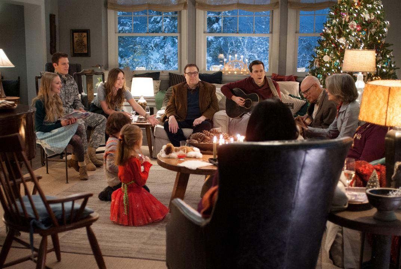 Navidades, ¿bien o en familia? : Foto Alan Arkin, Amanda Seyfried, Diane Keaton, Ed Helms, Jake Lacy